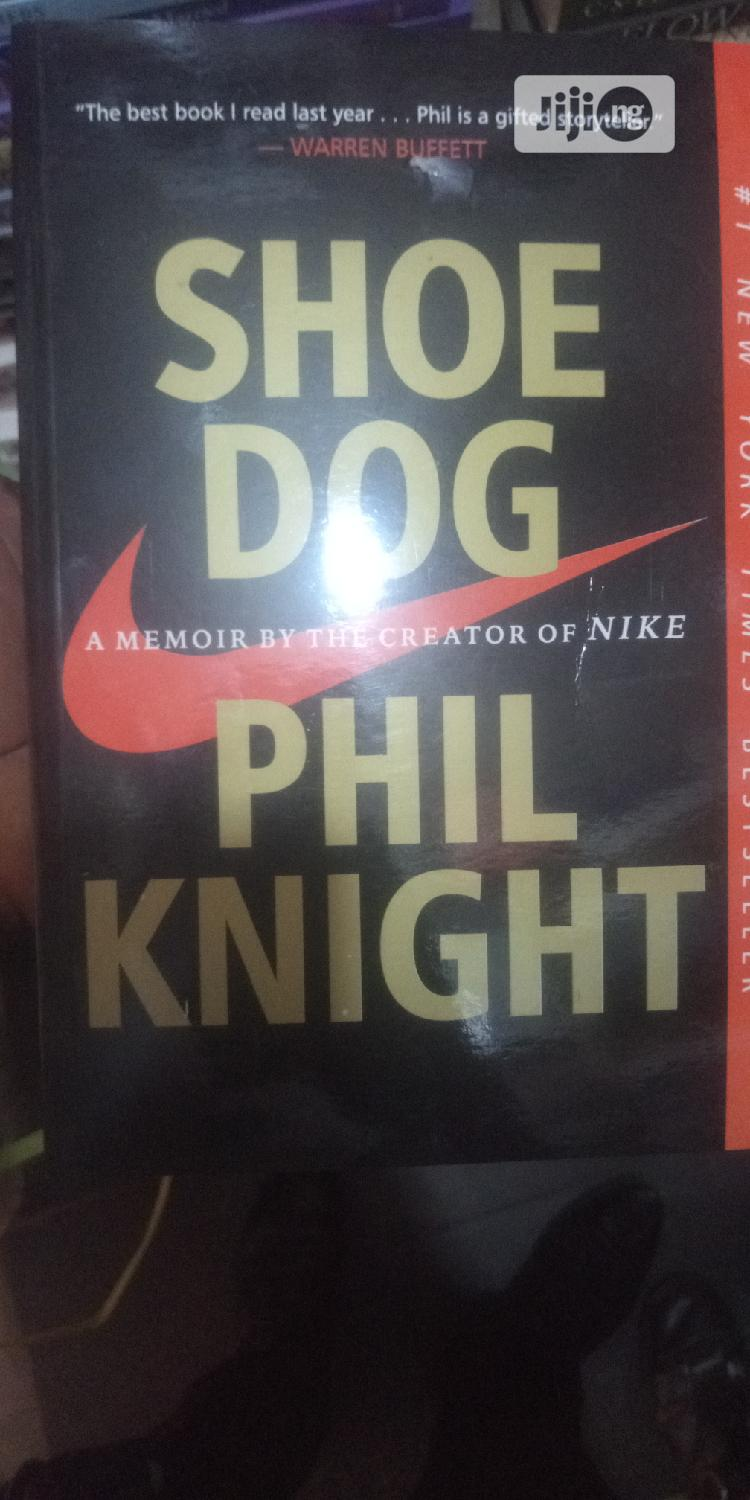Prever pétalo avance  SHOE DOG The Story Of Nike in Lagos State - Books & Games, Richard  Oluwaseun | Jiji.ng for sale in Lagos | Buy Books & Games from Richard  Oluwaseun on Jiji.ng