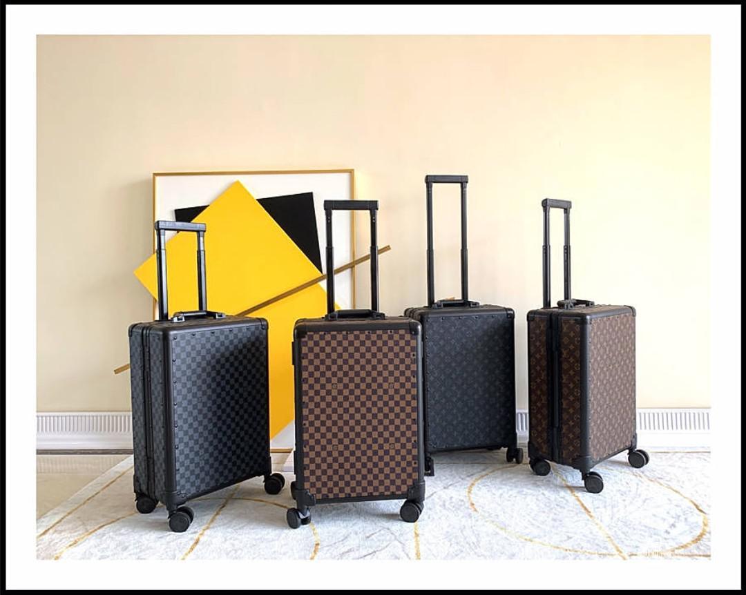 Louis Vuitton Rimowa Hardshell Aluminium Luggage