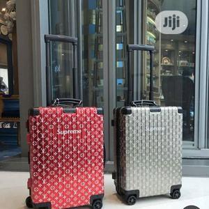Supreme Rimowa Aluminium Hardshell Luggage   Bags for sale in Lagos State, Lagos Island (Eko)