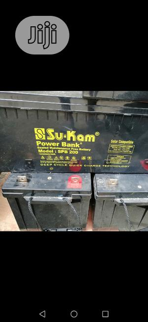 Tokunbo Inverter Battery | Electrical Equipment for sale in Lagos State, Surulere