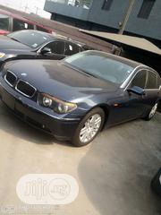 BMW 7 Series 2003 Blue | Cars for sale in Lagos State, Amuwo-Odofin