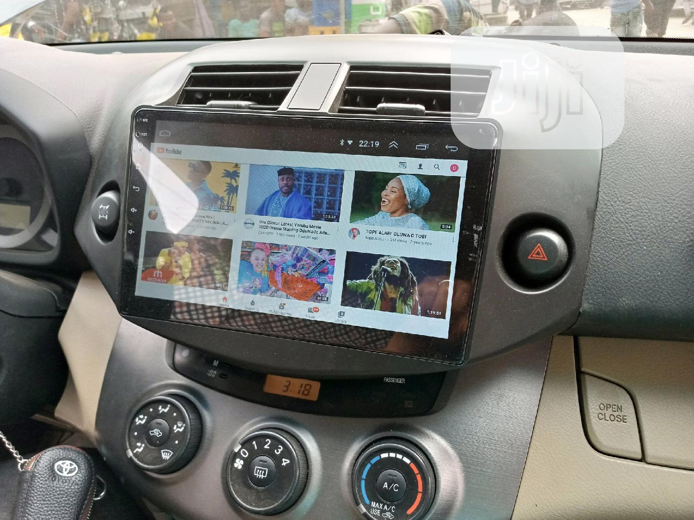 07/010 Toyota Rav4 Android Screen