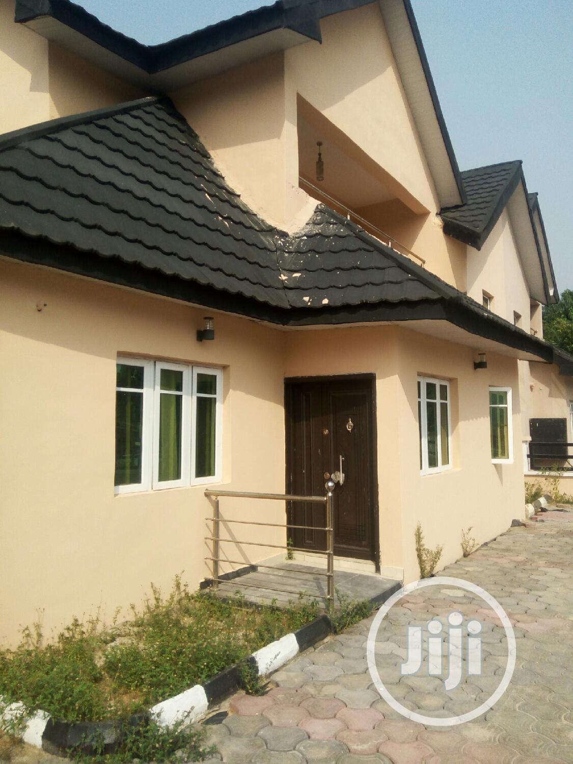 Brand New 4bed Bungalow With BQ And Penthouse Near Fara Park In Ajah.