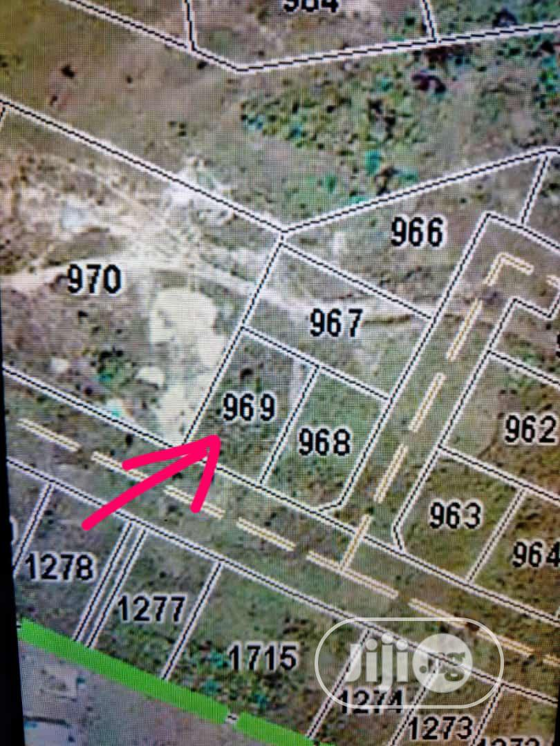 Commercial Land in IDU ,1.50htrs   FCDA Cofo,Commercial Land for Sale