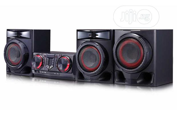 LG Xboom HOMETHEATER CJ45 750W With 2 Speaker and 1 Subwoofer
