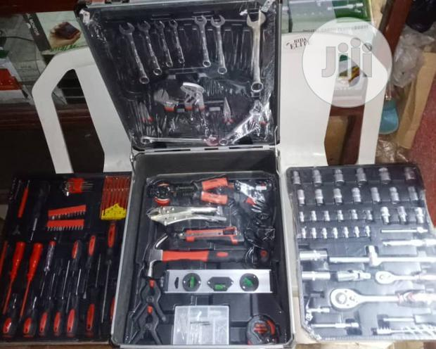 Complete Set Of Tool Box