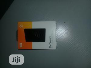 WD My Passport External Hard Drive Orginal 2TB   Computer Hardware for sale in Lagos State, Ikeja