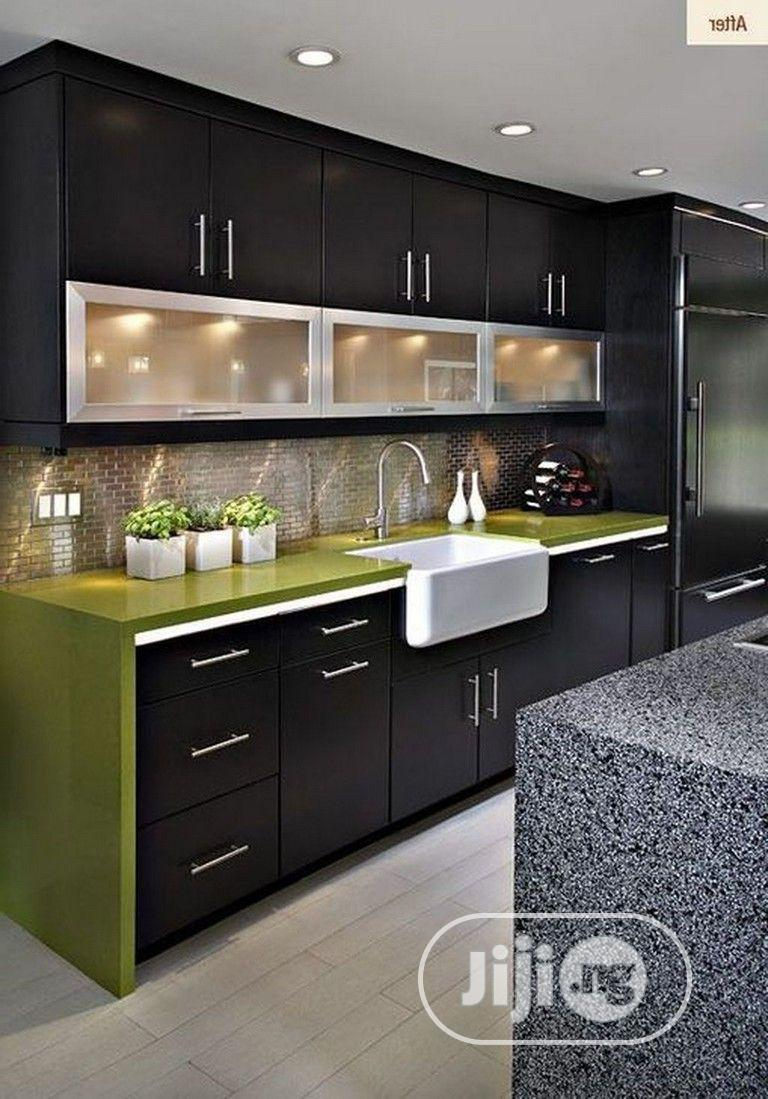 Archive: Exquisite Kitchen Cabinet