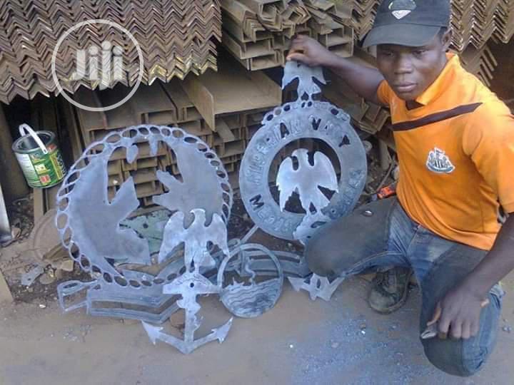 Archive: Iron Fabrication