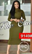 Quality Ladies Fitted Short Dress | Clothing for sale in Ikeja, Lagos State, Nigeria