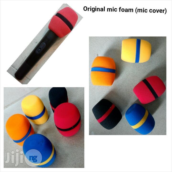 Archive: Mic Cover (Mic Foam)