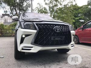 Come And Upgrade Your Hilux 2010 To Lexus Lx570 Face | Automotive Services for sale in Lagos State, Mushin