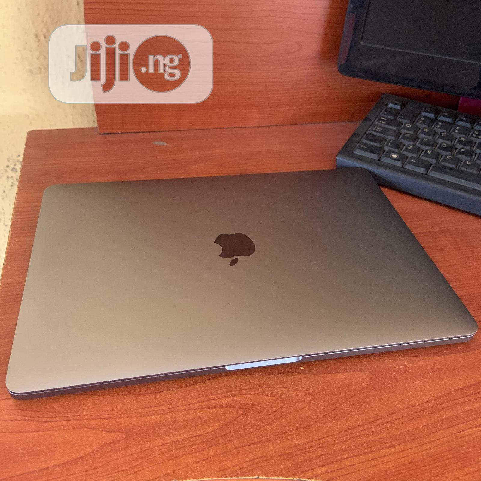 Laptop Apple MacBook Pro 8GB Intel Core I5 SSD 512GB | Laptops & Computers for sale in Ikeja, Lagos State, Nigeria
