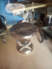 Portable Marble Side Table | Furniture for sale in Lagos State, Ojo