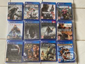 Cheapest PS4 Games | Video Games for sale in Abuja (FCT) State, Central Business Dis
