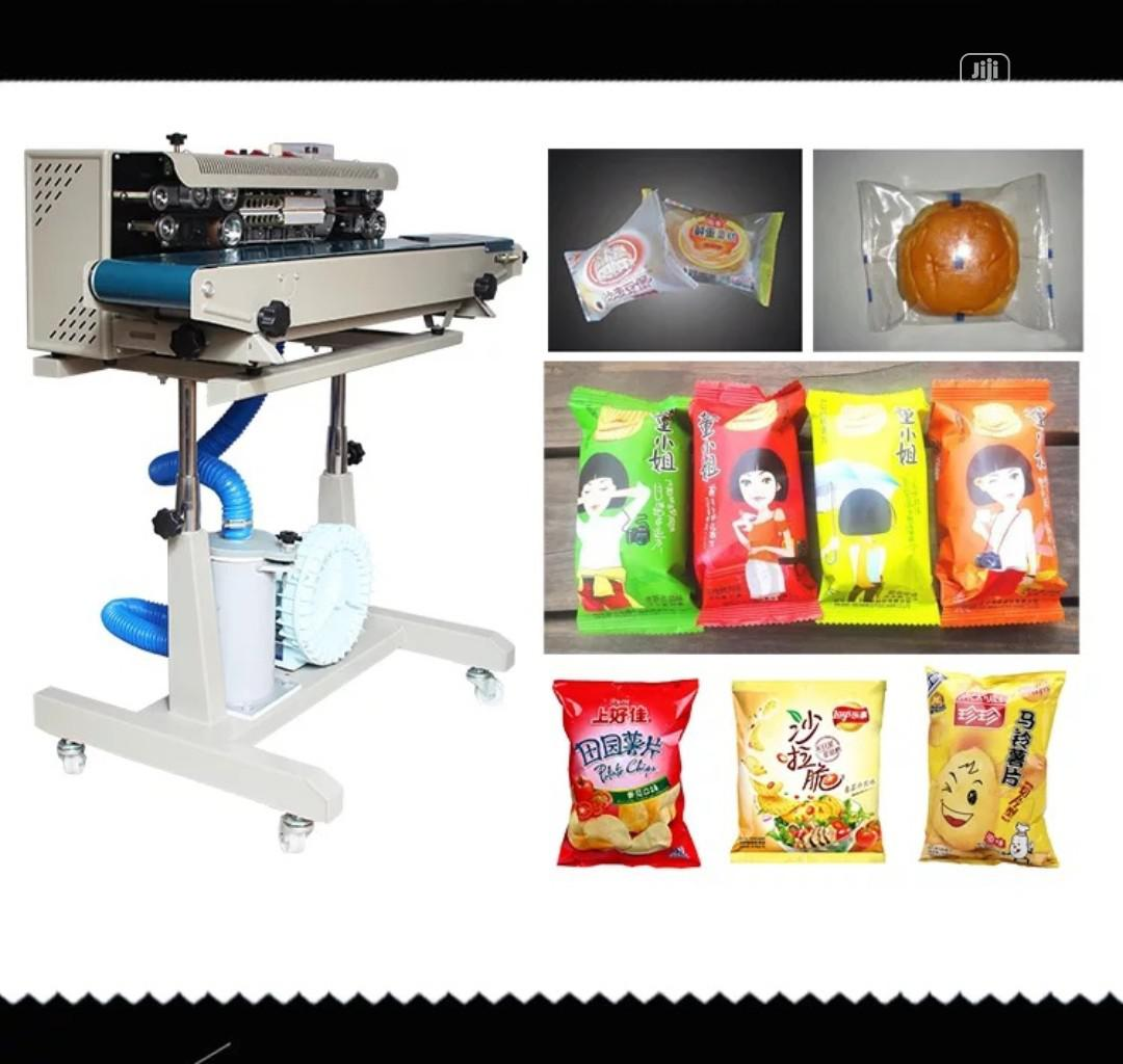 Super Quality Continuous Sealing Machine With Nitrogen