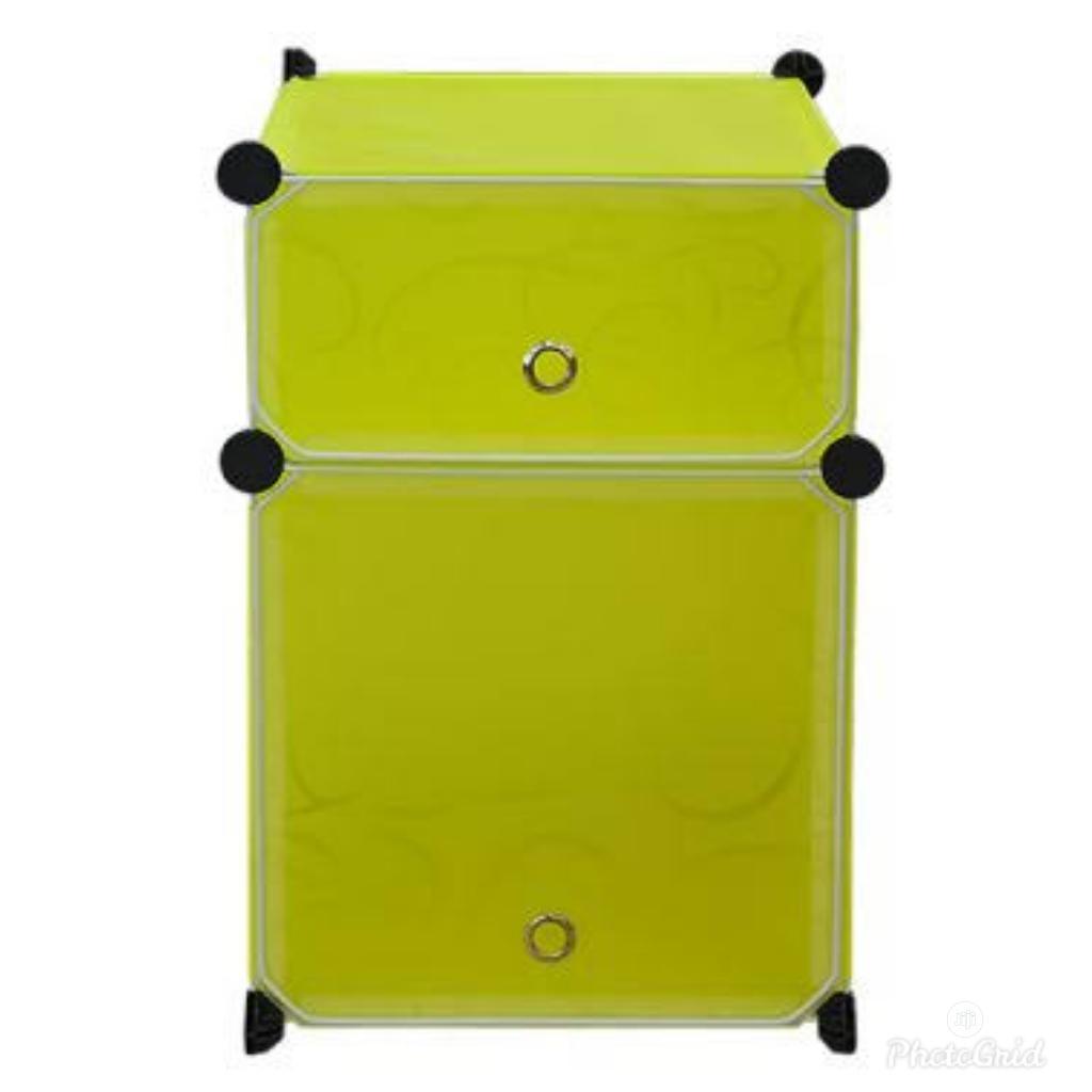 Baby Storage Cabinet