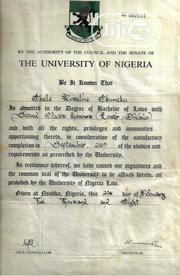Legal Secretary | Legal CVs for sale in Lagos State, Victoria Island