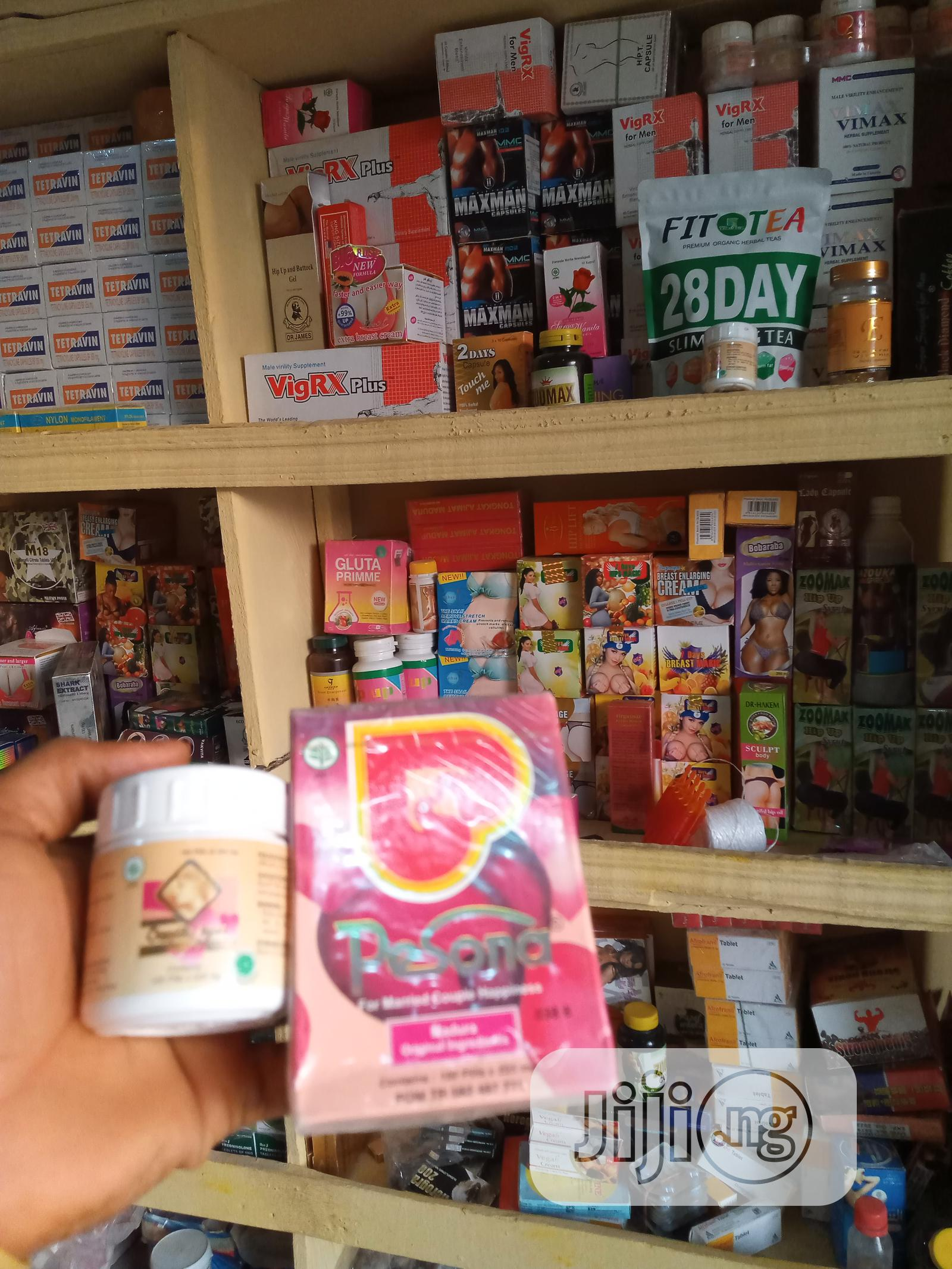 Vagina Sweetness And Tightener | Sexual Wellness for sale in Central Business Dis, Abuja (FCT) State, Nigeria