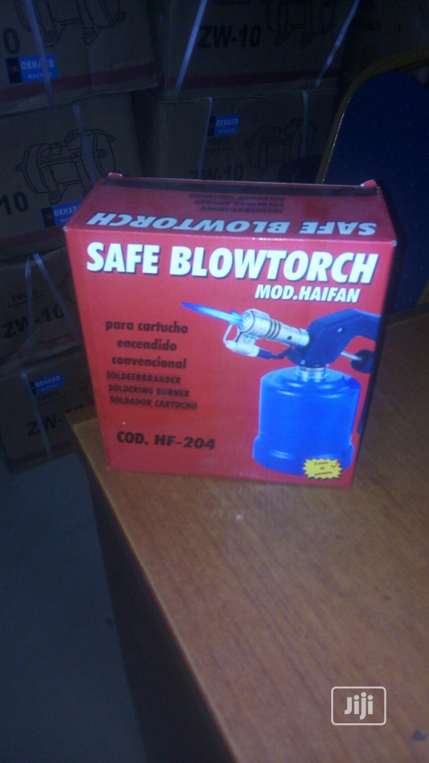 Blower Torch Gas