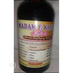 Madam Kayes Bitters Blood Purifier   Vitamins & Supplements for sale in Lagos State, Ikeja