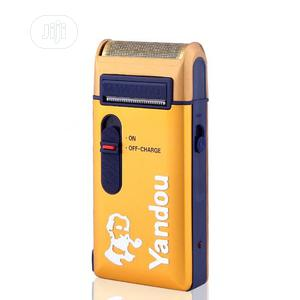 Golden Rechargeable Shaver | Tools & Accessories for sale in Lagos State, Lagos Island (Eko)