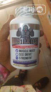 Monster Test | Sexual Wellness for sale in Lagos State, Surulere