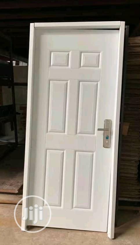 Archive: American Panel Door White