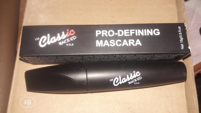 Classic Pro-defining Mascara