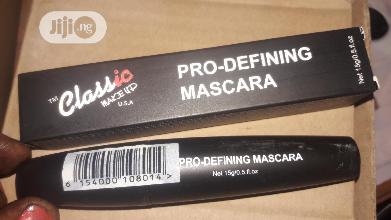 Classic Pro-defining Mascara | Makeup for sale in Ikotun/Igando, Lagos State, Nigeria