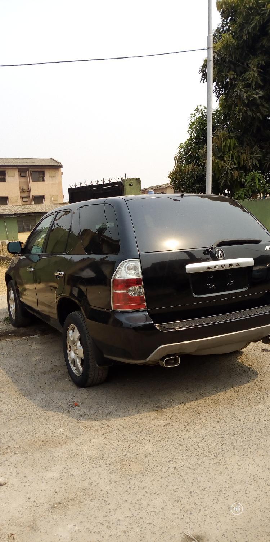 Acura MDX 2006 Black | Cars for sale in Ifako-Ijaiye, Lagos State, Nigeria