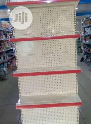 Supermarket Single Side Shelf   Store Equipment for sale in Lagos State, Ojo