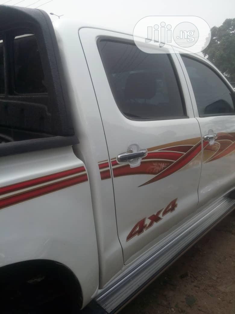 Toyota Hillux 4X4 D Srx 2010   Trucks & Trailers for sale in Port-Harcourt, Rivers State, Nigeria