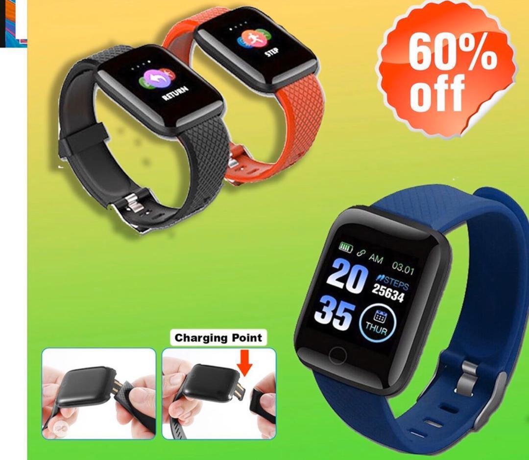 New Smart Watch Bracelet Fitness Tracker