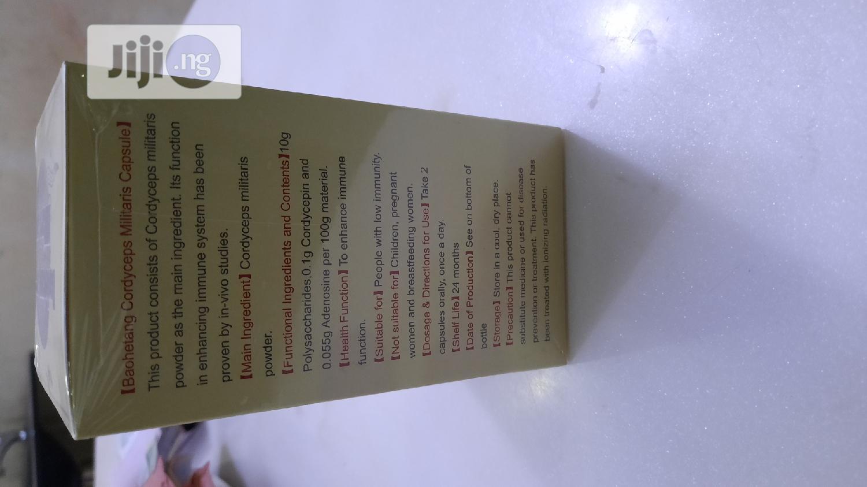 Longrich Baohetang Cordyceps Militaris | Vitamins & Supplements for sale in Ifako-Ijaiye, Lagos State, Nigeria