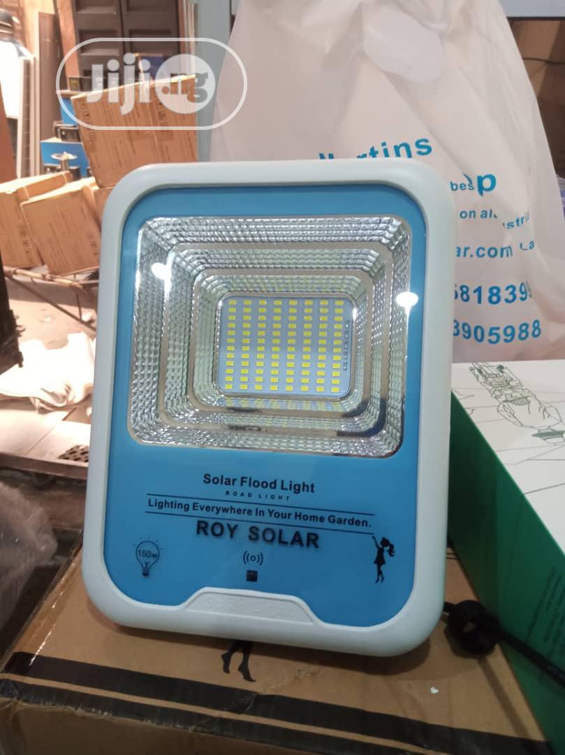 150 Watts Outdoor Solar Floodlight