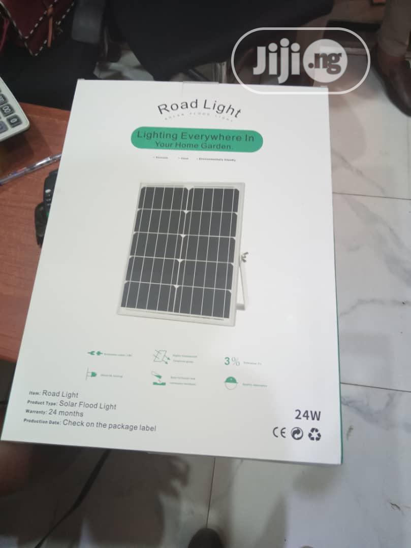 150 Watts Outdoor Solar Floodlight | Solar Energy for sale in Ojo, Lagos State, Nigeria