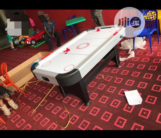 Archive: Brand New Air Hockey Table High Quality