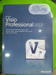 Microsoft Visio Professional 2010   Software for sale in Lagos State, Ikeja