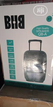 Original 8inches Wireless Speaker | Audio & Music Equipment for sale in Lagos State, Ipaja