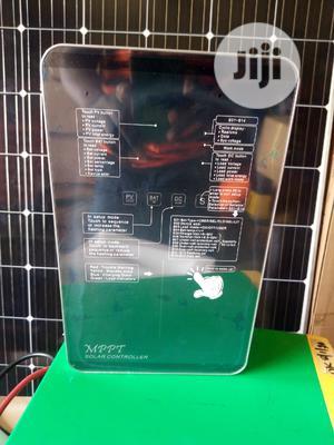 Touch Screen MPPT Solar Charge Controller (12v/24v/36v/48v/60a)   Solar Energy for sale in Rivers State, Port-Harcourt