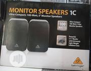 Best Quality Behringer Studio Monitor Speaker | Audio & Music Equipment for sale in Lagos State, Ojo