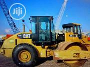 Very Clean Foreign Used Drum Roller CA602 For Sale   Heavy Equipment for sale in Rivers State, Port-Harcourt