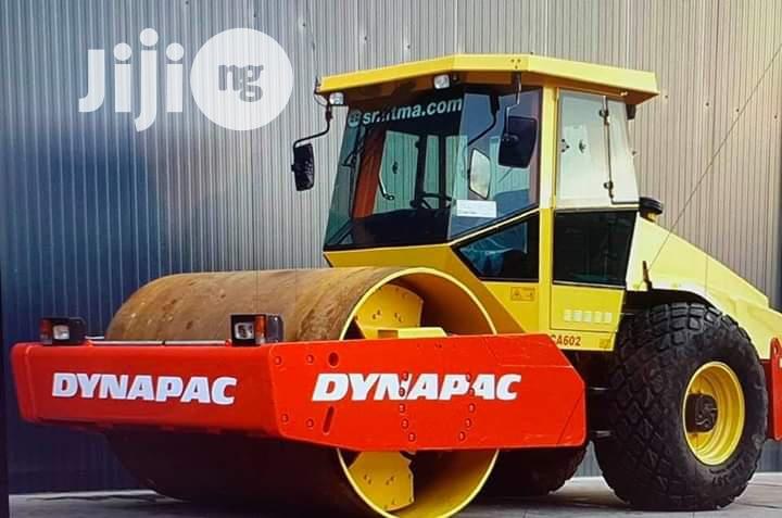 Archive: Very Clean Foreign Used Drum Roller CA602 For Sale