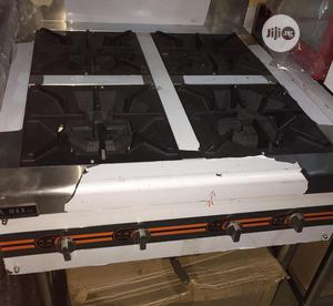 Four Burner Gas Stove   Restaurant & Catering Equipment for sale in Lagos State, Ojo