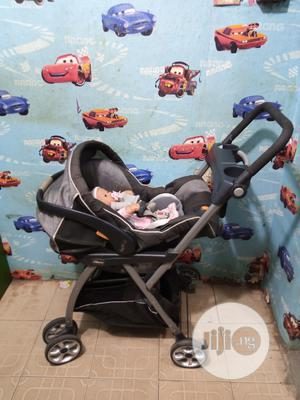 Tokunbo Uk Used Chicco Stroller With Car Seat | Prams & Strollers for sale in Lagos State