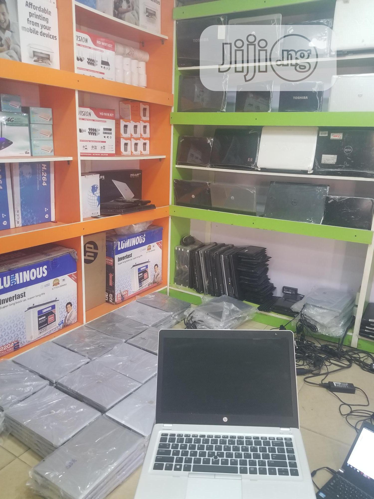 Laptop HP EliteBook Folio 9480M 4GB Intel Core i5 HDD 320GB | Laptops & Computers for sale in Abaji, Abuja (FCT) State, Nigeria