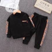 2pcs Burberry Outfit | Children's Clothing for sale in Lagos State, Amuwo-Odofin