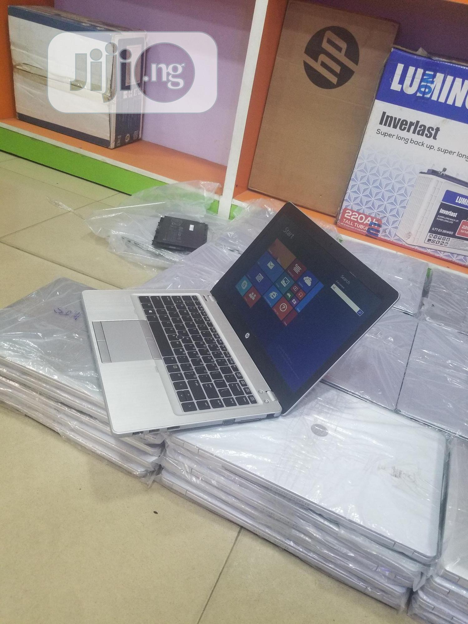 Laptop HP EliteBook Folio 9480M 4GB Intel Core i5 HDD 320GB   Laptops & Computers for sale in Asokoro, Abuja (FCT) State, Nigeria
