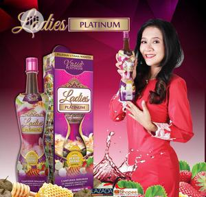 V'asia Ladies Collagen Platinum Drink 500ml | Vitamins & Supplements for sale in Lagos State, Ojo